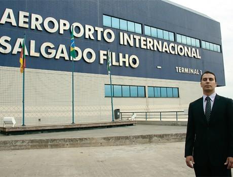Empresário de sucesso: Frederico Iracet